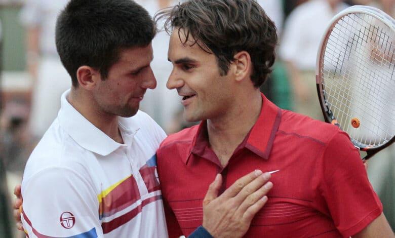 Federer Djokovic Fo 2011