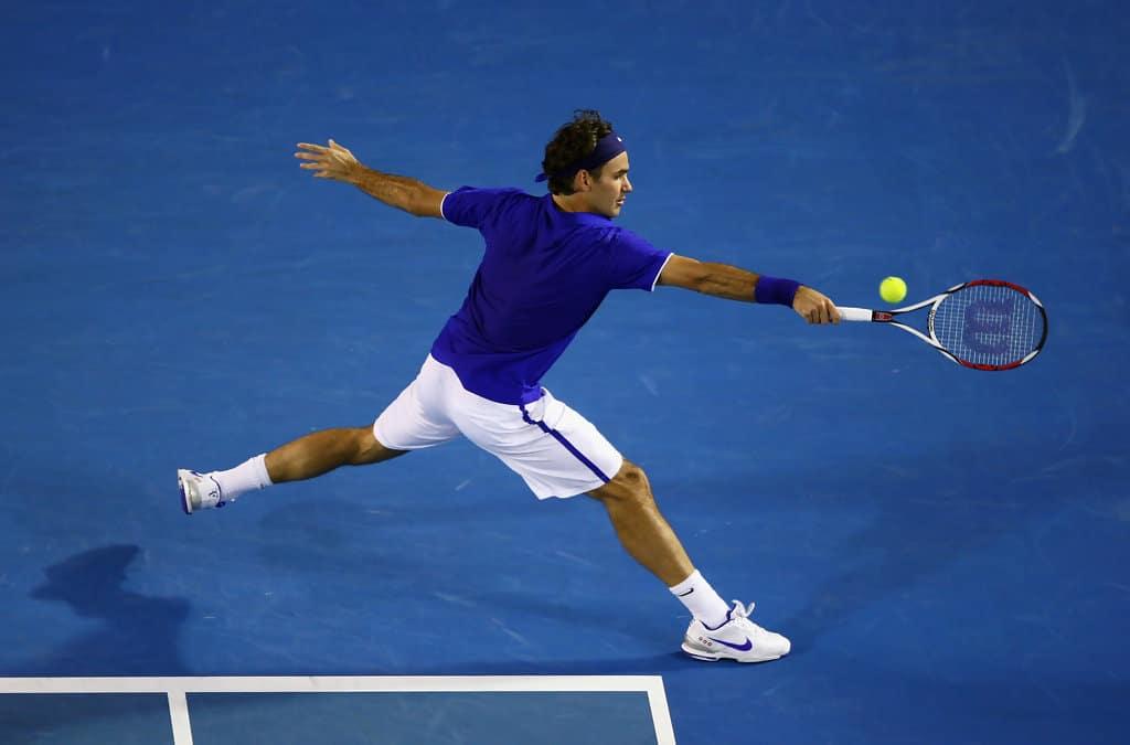 Federer Backhand 1