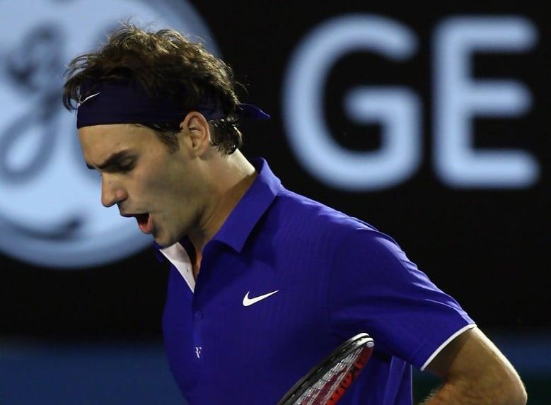 Federer Third Set