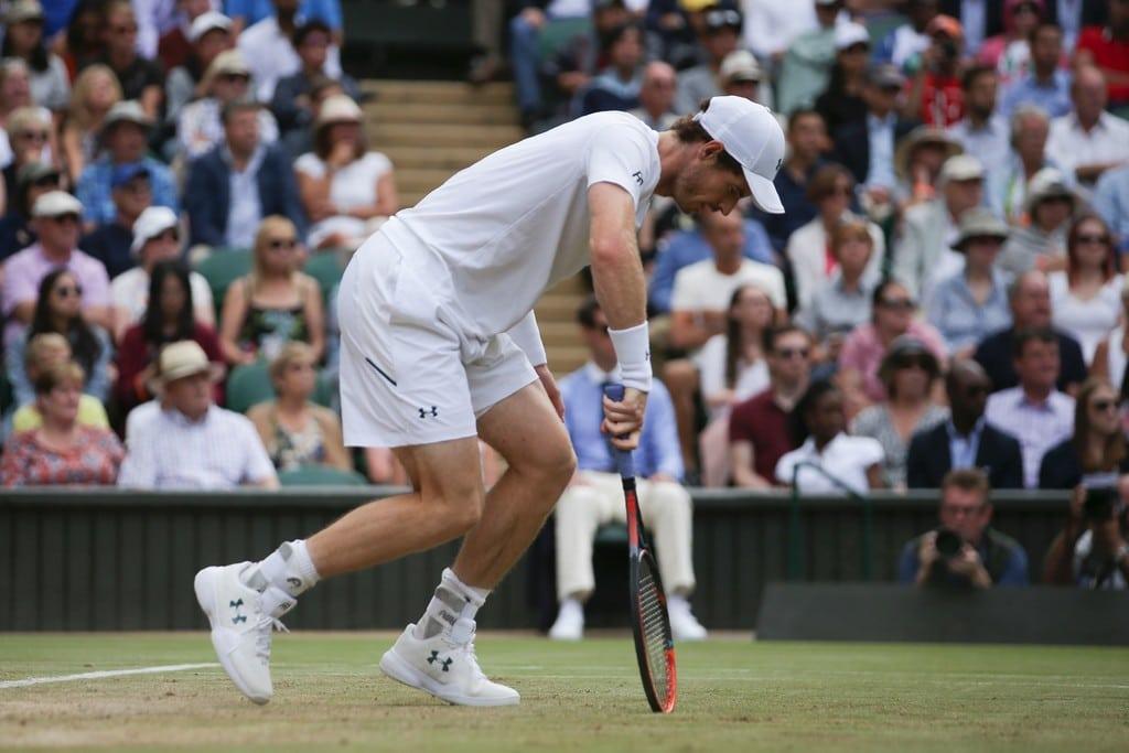 Injuries Murray