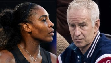 Photo of Quiet please: McEnroe and Serena Subject Needs To Go