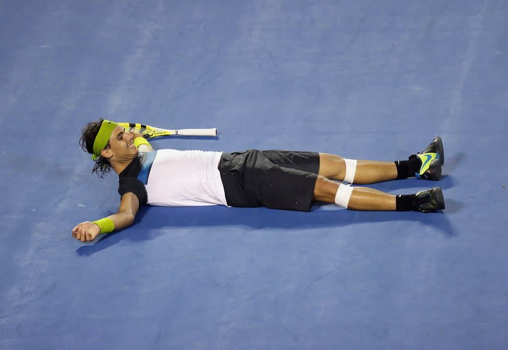 Nadal Celebration