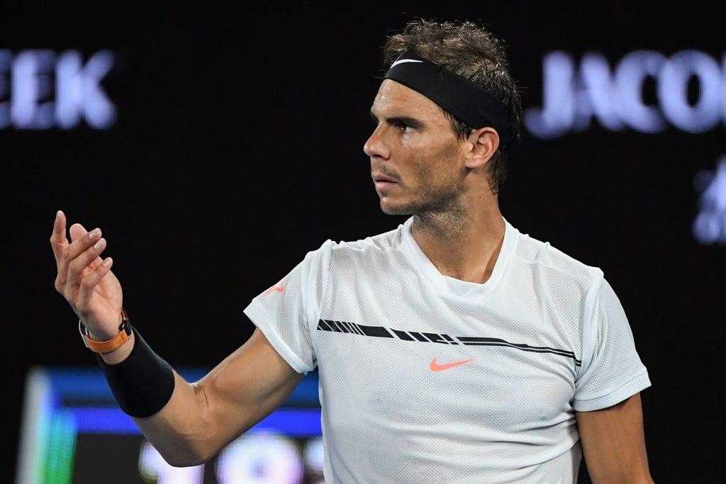 Nadal Third Set