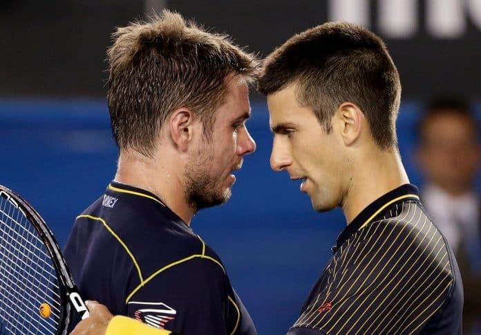 Novak Djokovic vs Stan Wawrinka Australian Open 2013 - peRFect Tennis