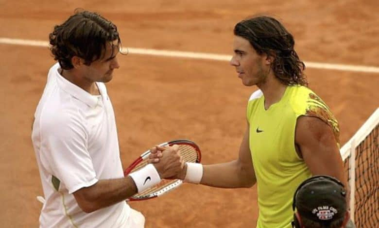 Federer Nadal Rome