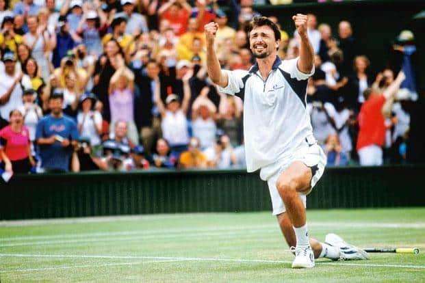 Goran Wimbledon