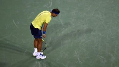 """Photo of Nadal After Kyrgios Loss: """"I need to show why I am number 1!"""""""