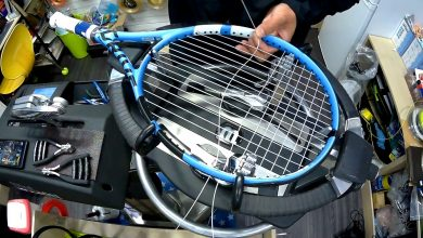 Photo of What Tension Should You String Your Tennis Racquet At?