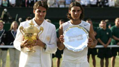 Wimbledon Final 2007