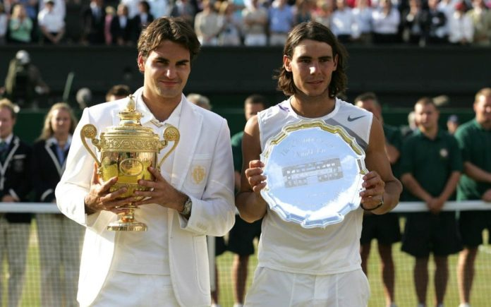 Wimbledon Final 2007