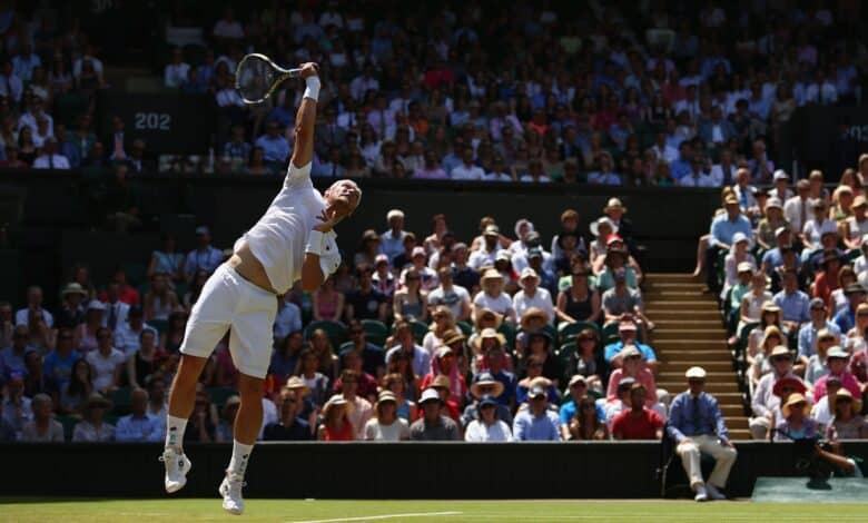 Sam Groth Fastest Tennis Serve