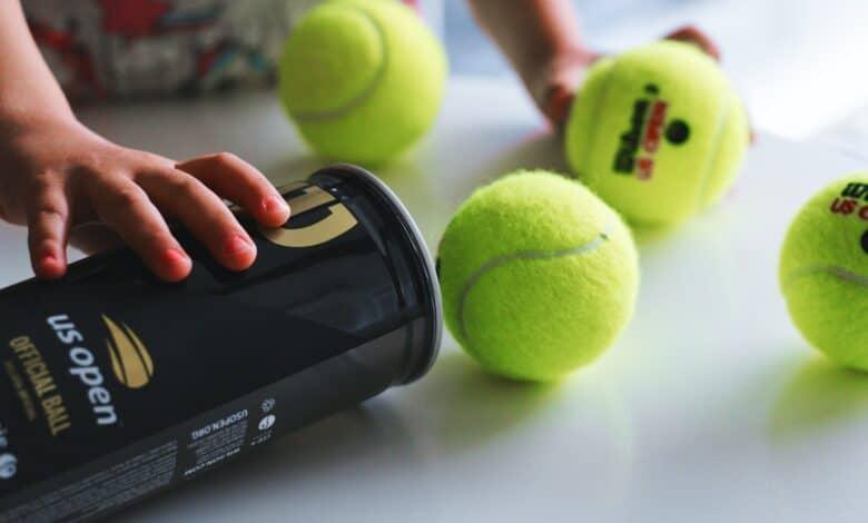 The Best Tennis Balls