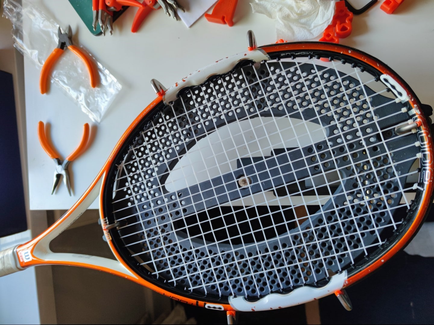 Finished Racket