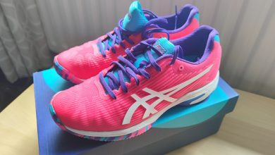 Photo of Asics Solution Speed FF Review