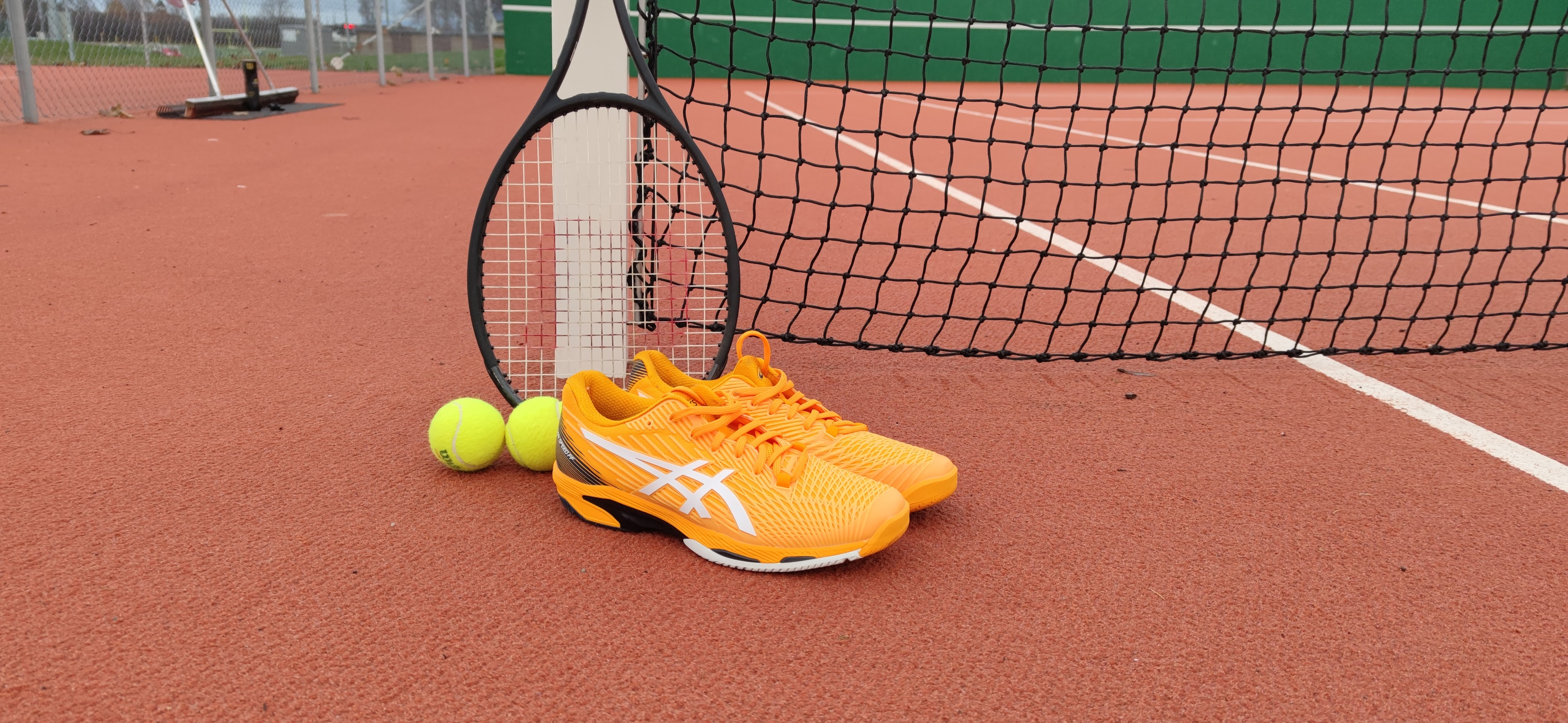 experiencia Caballero Pasado  Asics Solution Speed FF 2 Review - peRFect Tennis