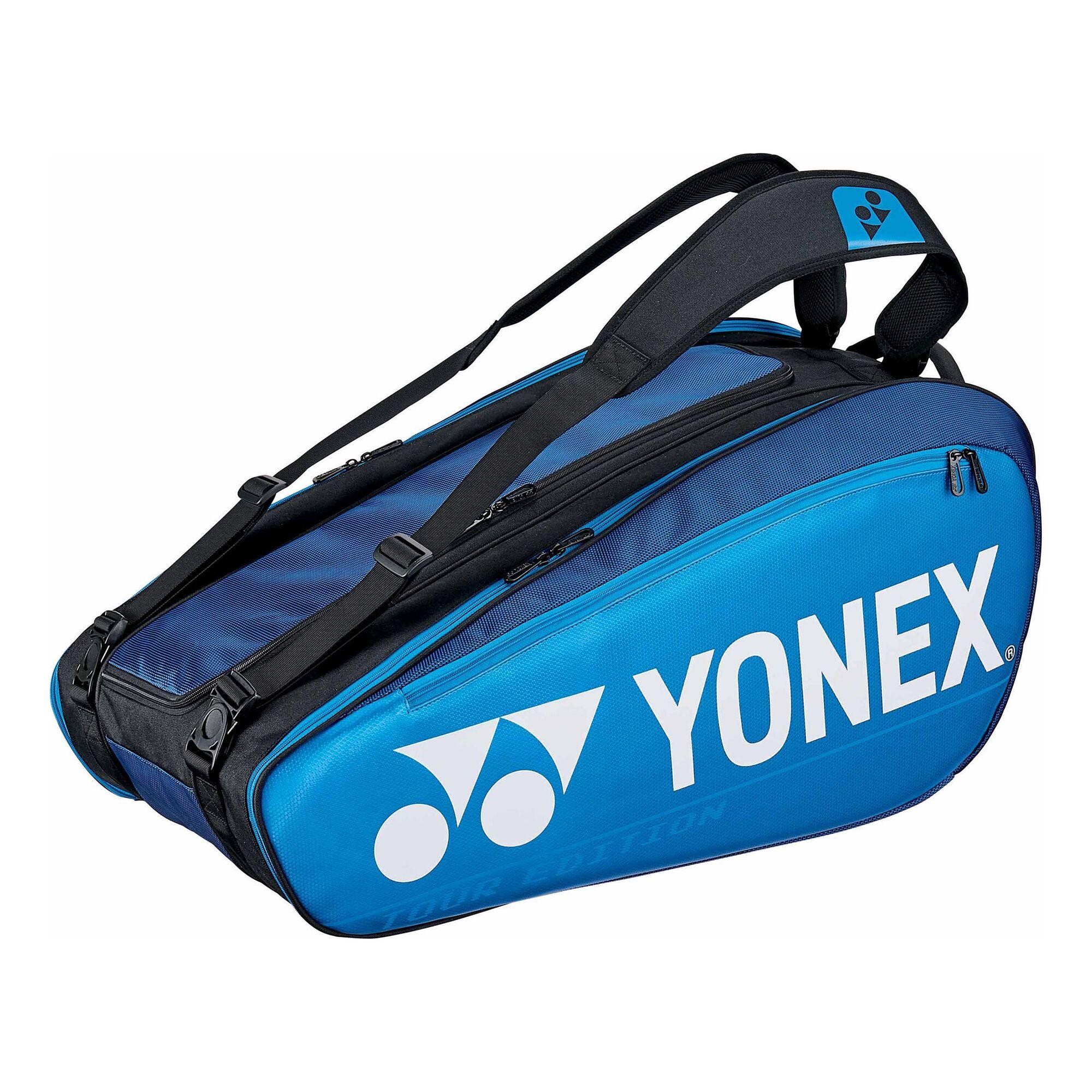 Yonex Pro Racquet 9 Pack Bag Blue