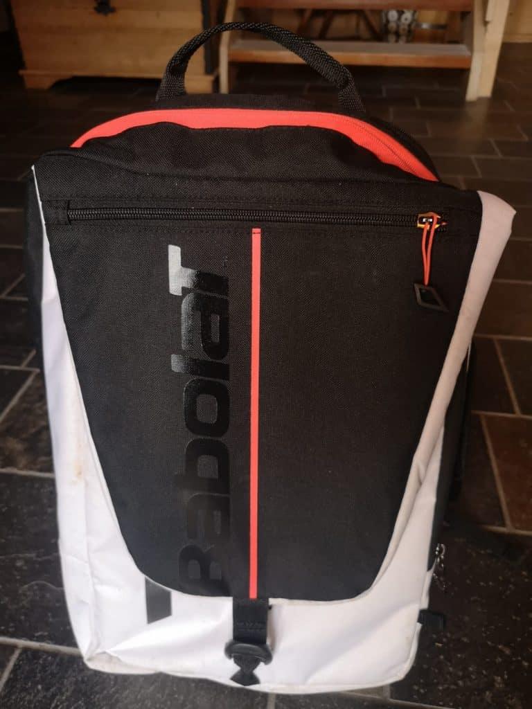 Babolat Pure Strike Backpack Folded