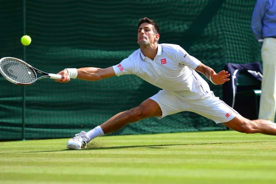 Djokovic Stretch