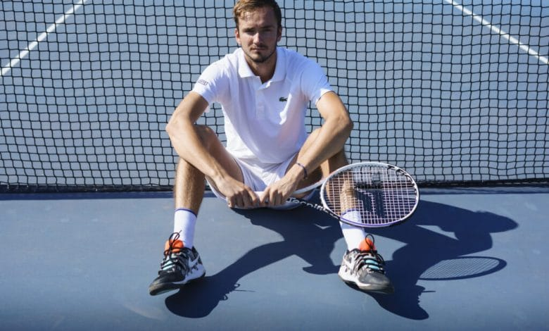 daniil medvedev racquet