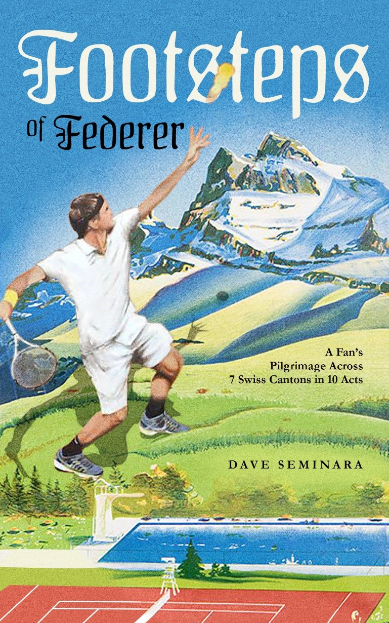footsteps of federer