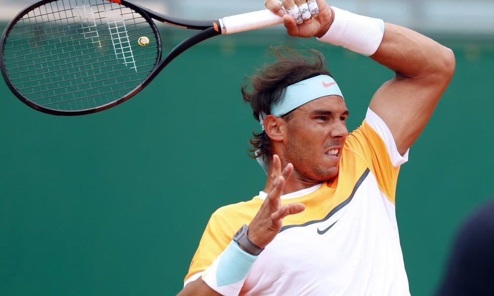 Nadal Racquet Change