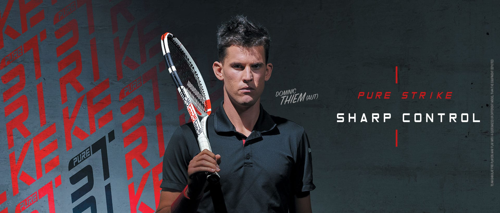 Thiem Pure Strike Racquet