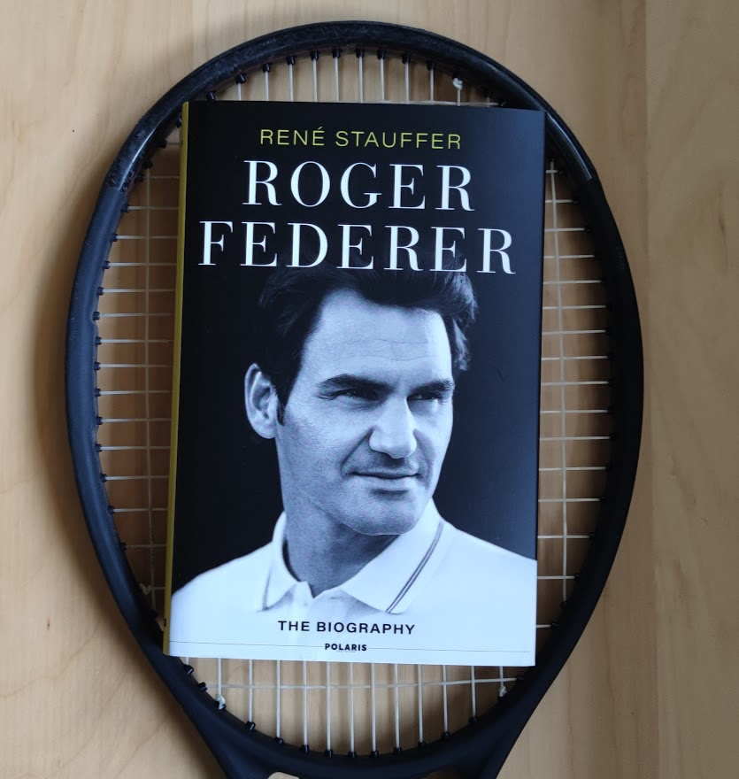 federer the biography