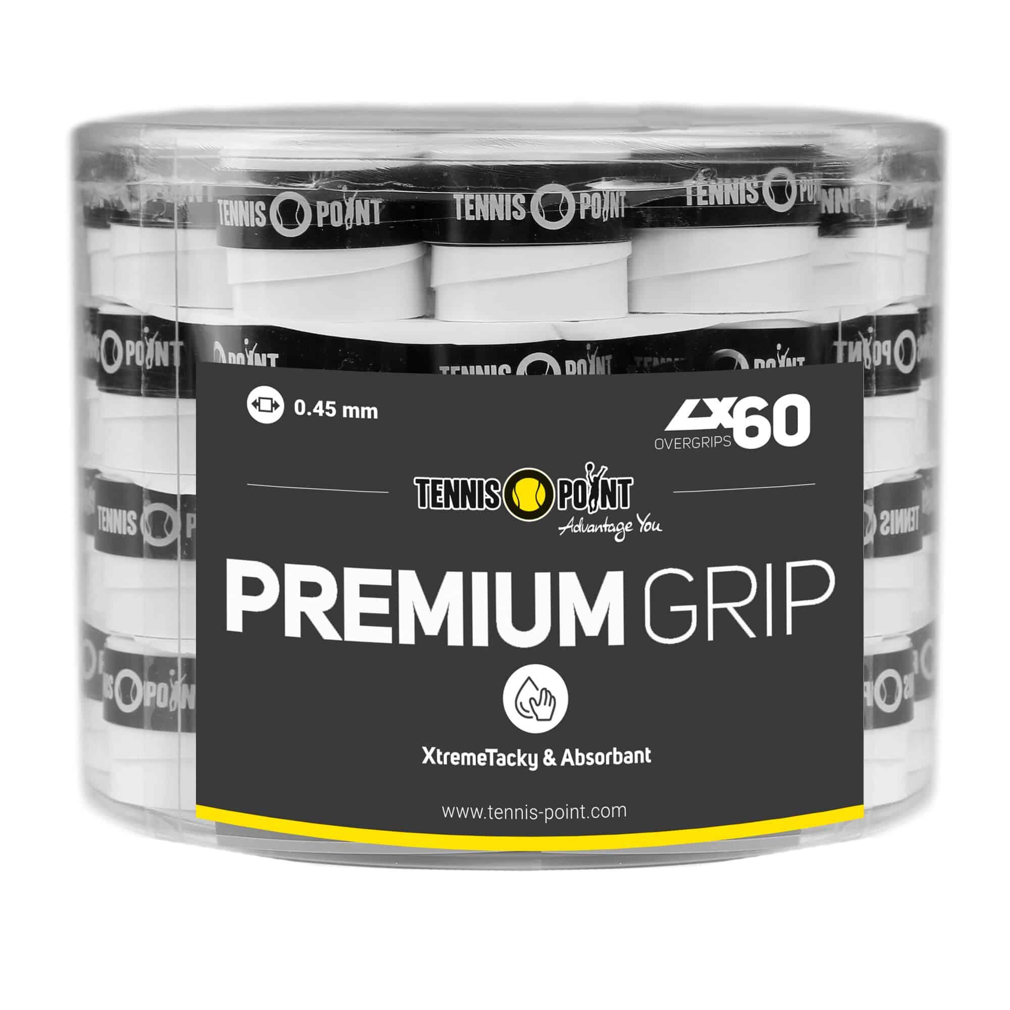tennis point premium grip