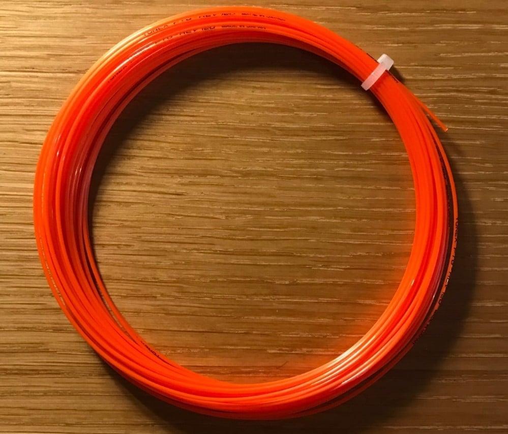 yonex poly tour rev orange