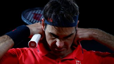 federer withdraw fo