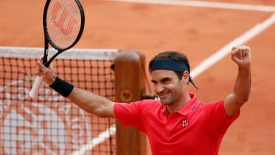 federer cilic french open