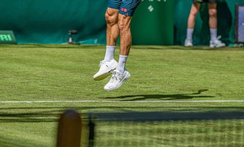 federer outfit
