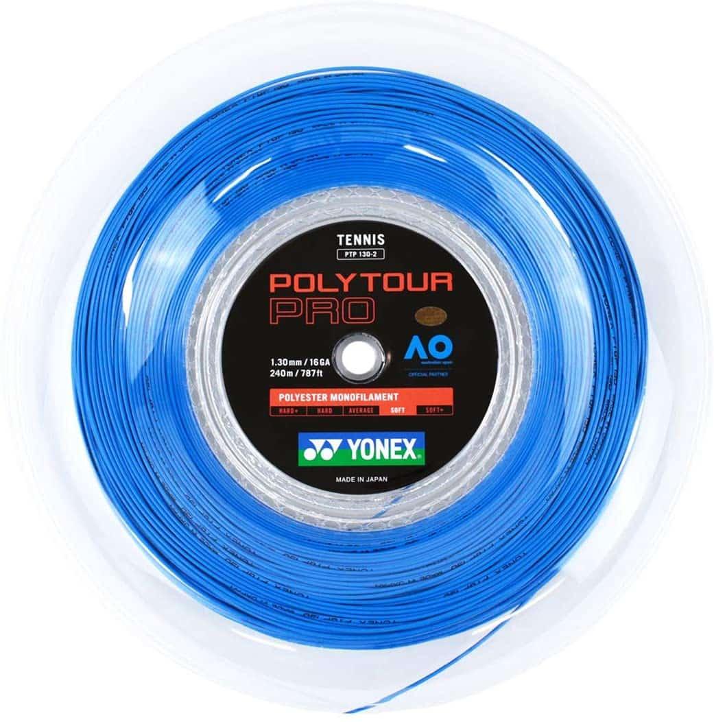 poly tour pro blue reel