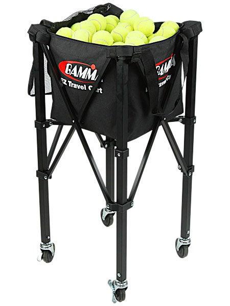 gamma ballhopper ez travel cart