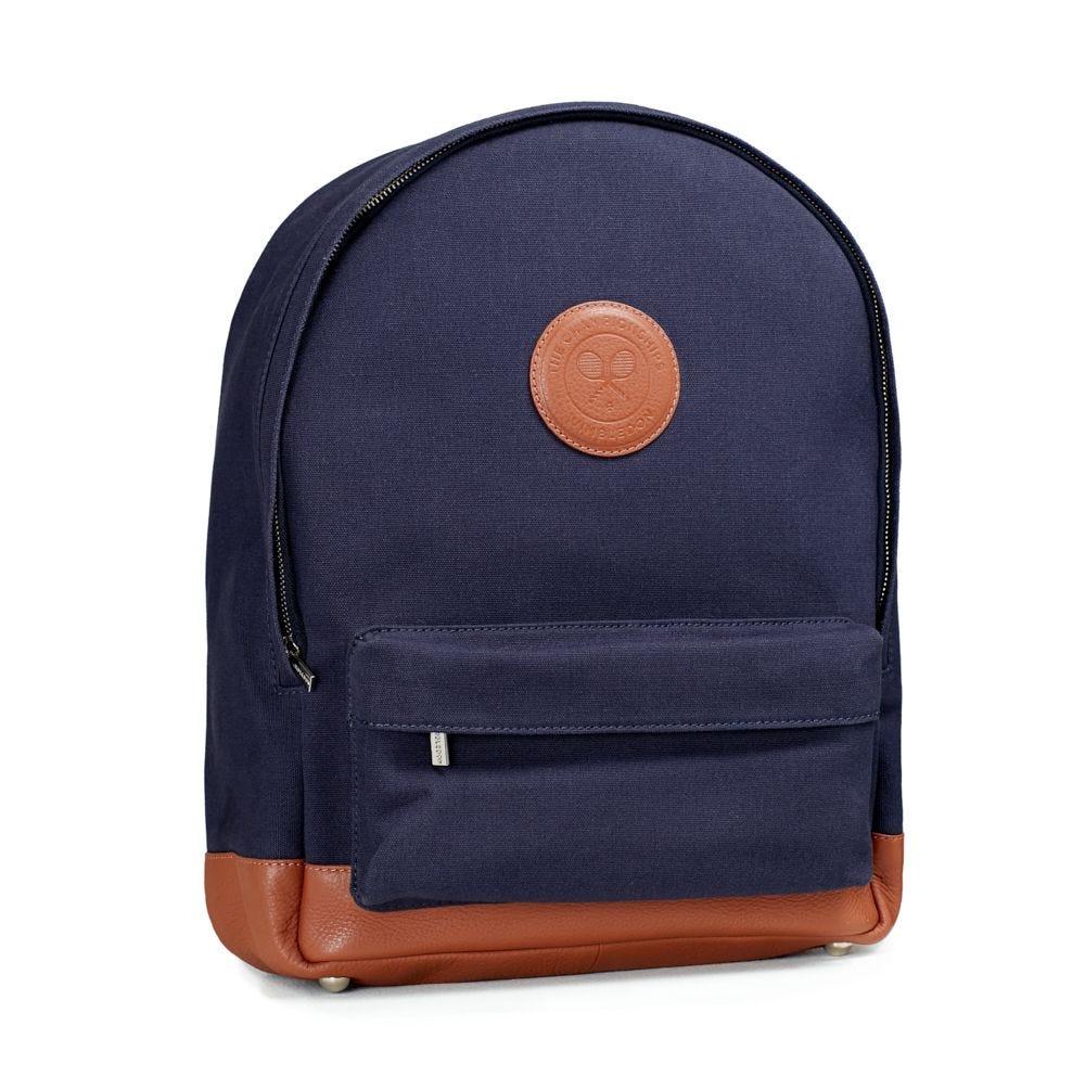 wimbledon canvas rucksack