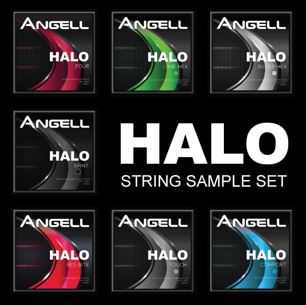 halo string