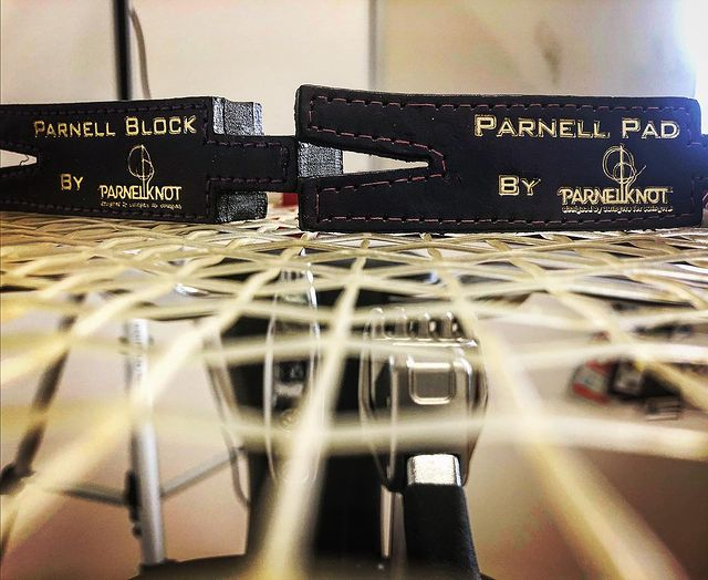 parnell block and pad