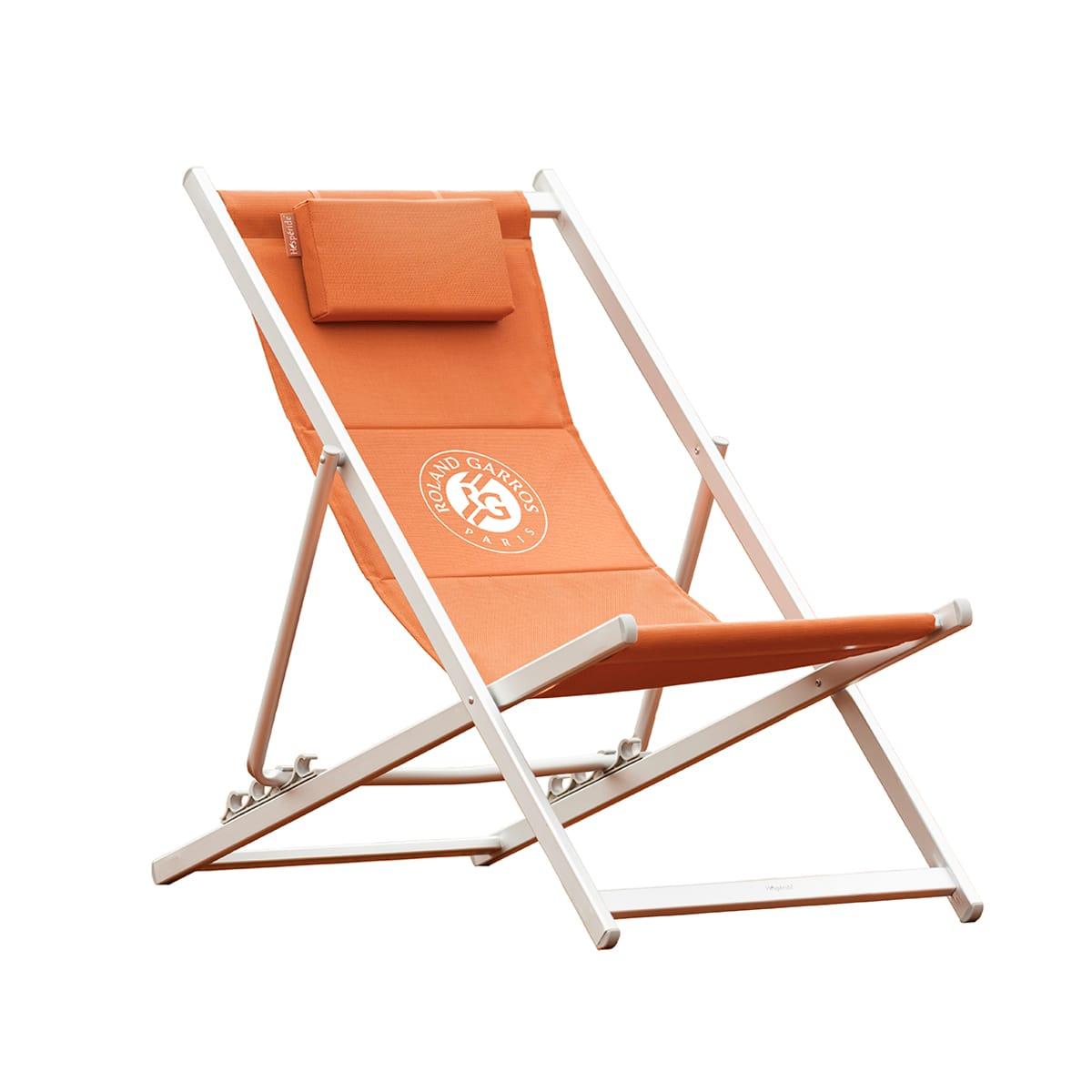 roland garros deck chair