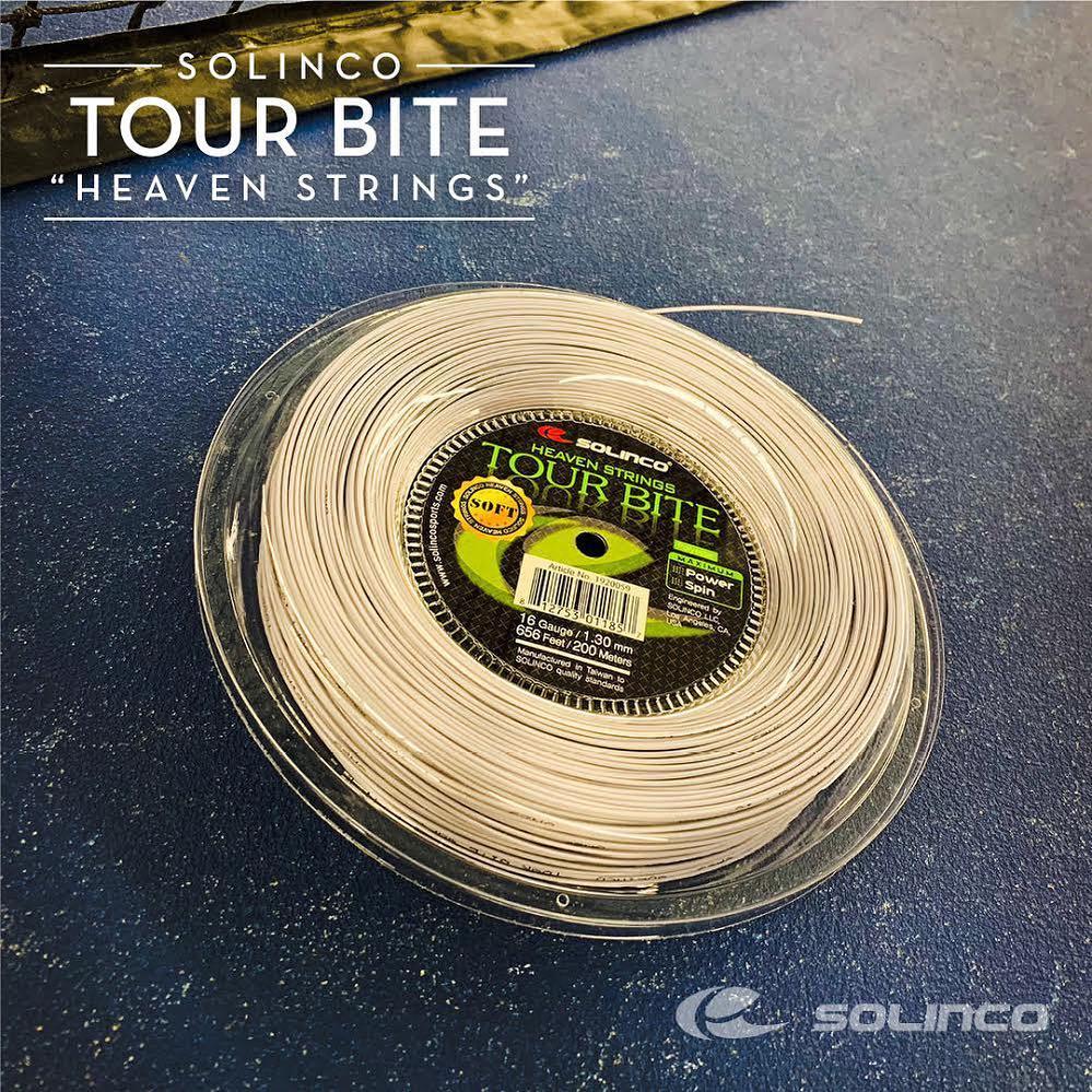 solinco tour bite specification