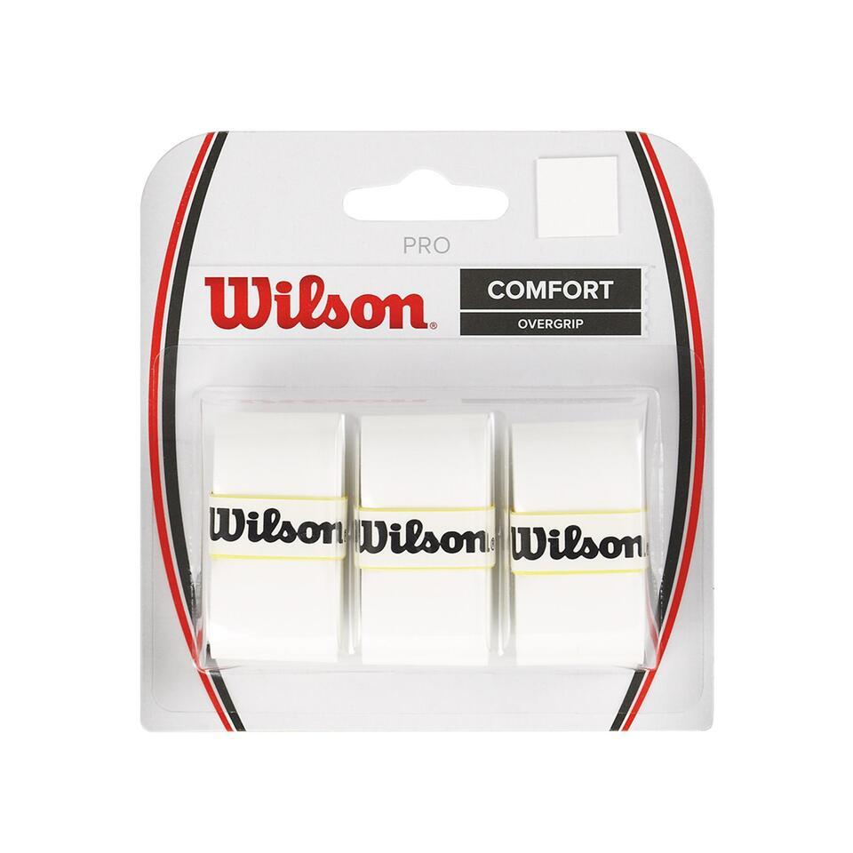 wilson pro tennis overgrip white