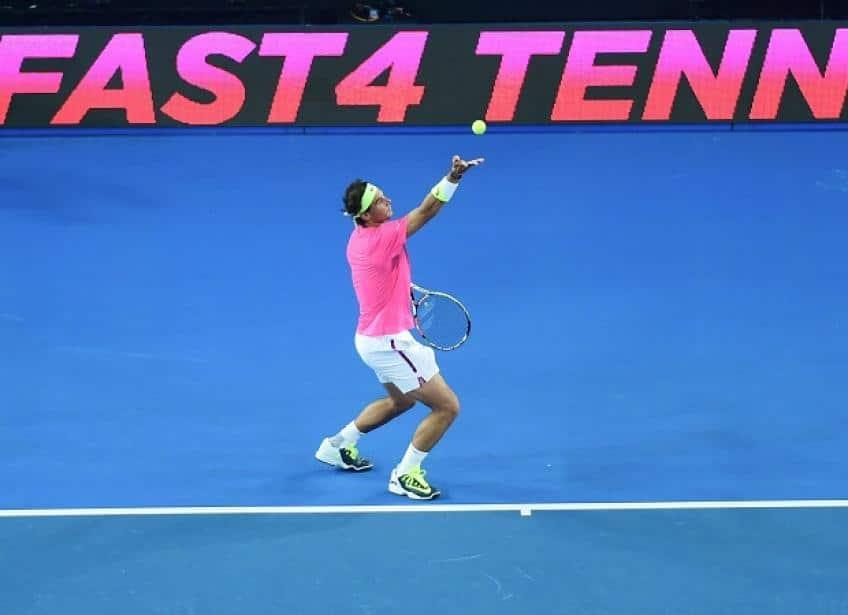 fast 4 tennis