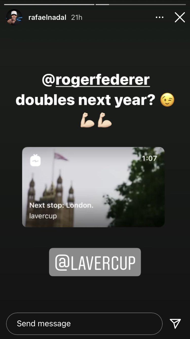 nadal laver cup 2022